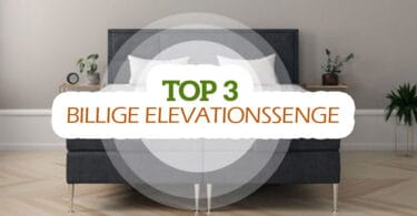 billige elevationssenge