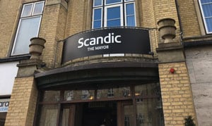 Scandic The Mayor