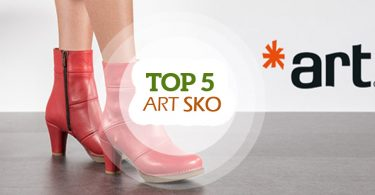 Top 5 Art sko