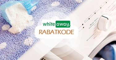 white away rabatkode